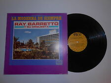 "LP-RAY BARRETTO Y SU ORQ. "" LA MODERNA DE SIEMPRE "" ON TICO REC."