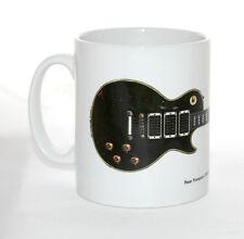 Guitar Mug. Peter Frampton's lost Gibson Les Paul Custom
