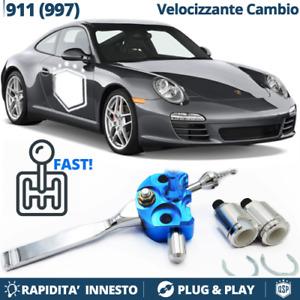 Leva del Cambio Marce Corte PER Porsche 911 997 Tuning VELOCIZZANTE PROFESSIONAL