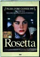 ROSETTA (Key Films 1999) DVD EDIZIONE EDITORIALE NUOVO SIGILLATO
