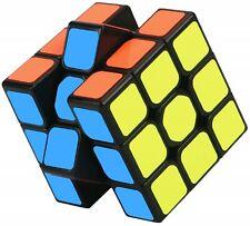 3x3 Speed Magic Cube Rubix 5.6cm Smooth Fast turn Original Rubic cube Black