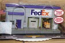 MENARDS O Scale FED EX. FREIGHT STATION