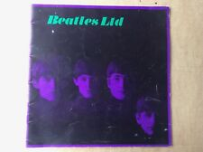 BEATLES LTD:-  Robert Freeman  UK ORIGINAL 12 page DELUXE BOOKLET 1964-