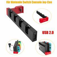4 IN 1 USB-Ladestation Controller-Ladegerät Für Nintendo Switch-Konsole Joy-Con