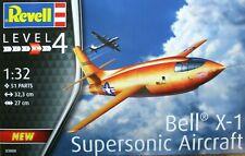 "Bell X-1 Supersonic ""Glamorous Glennis"" Revell Model Stunning Larger 1/32 Scale"