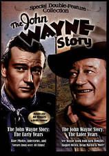 The John Wayne Story Double Feature Collection (DVD, 2015)