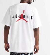 Jordan Jumpman Air Men's Mesh Top Ao0448-100 White Size L New