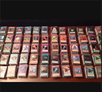 1000 YUGIOH CARDS ULTIMATE LOT YU-GI-OH COLLECTION - 50 HOLO FOILS & RARES!