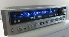 KENWOOD KR-6600 WORKS PERFECT SERVICED PART RECAPPED WITH LED UPGRADE