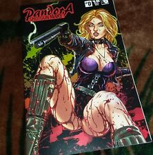 Pandora:SHOTGUN MARY #0 NM cover-D/BLOODYMARY (64 pgs w/added extra XXX) HTF *MR