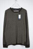 RRP €89 SCOTCH & SODA KNIT WEAR Men's XX Large Soft Wool Blend Sweater 10489*mm