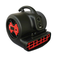 Xtreme Garage 1/3 HP Air Mover Carpet Dryer X-600ACT - Manufacturer Refurbished
