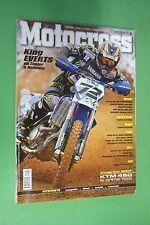 MOTOCROSS 5 MAGGIO 2006 BETA KTM BELOTTI LAZZARINI ENDURO POURCEL