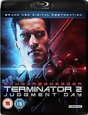 Terminator 2 Blu Ray 2d Blu-ray 2017