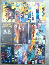 DC- Detective, Batman, Legends Dark Knight, Shadow of Bat & More  Comics  LOT 26
