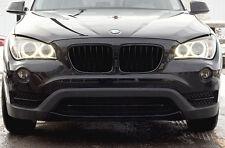 BMW E84 X1 X 1 M Matte Flat Black Kidney Euro Sport Front Hood Grill SUV 10-15