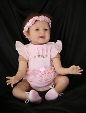 BNIP Baby Girl 2 Piece TUTU Bodysuit & Headband Set in Pink - 6m.9m.12m.18m