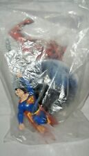 Superman flying Cake topper kit set bakery crafts hero ICX-536C