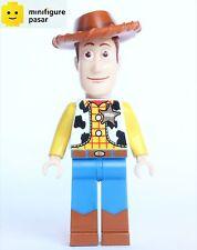 toy003 Lego Disney Pixar Toy Story 7597 7590 7594 30072 - Woody Minifigure - New