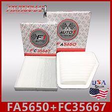 FA5650 FC35667 AF5216 CAF1816 ENGINE & CABIN AIR FILTER: AVALON CAMRY & COROLLA