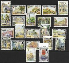 Gibraltar - SG 695-708 - 1993-95 - Definitive Set of 22 - Unmounted Mint/MNH