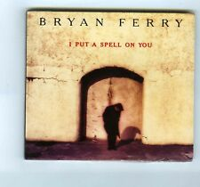 5 TRACK MAXI CD SINGLE (NEW)BRYAN FERRY I PUT A SPELL ON YOU