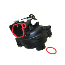 Black Carburetor With Gaskets For Briggs Stratton 590556 Engine Carb Lawanmower