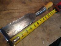 """Antique 1 7/8"""" Deck Chisel"""