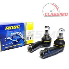 Track Tie Rod End Pair for AUDI TT 8N MK 1 + S3 8L Mk 1 - 1999 to 2006 - Moog