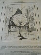 Typo 1890  Voitures d'arrosage Compagnie Richer Système diviseur