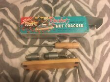 Reeds Rocket Nut Cracker Model 816 Cracking Action USED