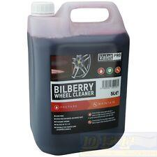 ValetPro Bilberry Wheel Cleaner Felgenreiniger 5 Liter Kanister, 6,59 EUR/Liter