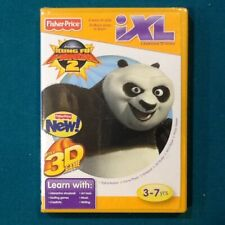 FISHER PRICE KUNG FU PANDA 2 IXL LEARNING SYSTEM GAME
