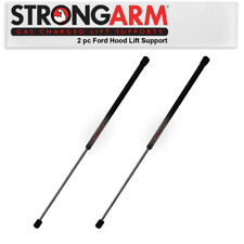 2 pc Strong Arm Hood Lift Supports for Ford Thunderbird 1989-1997 - Struts el