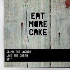 (EQ798) Climb The Ladder, Live The Dream EP 1 + 2 - DJ CDs