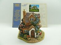 Lilliput Lane WAGTAILS Vintage Ornament. With Deeds