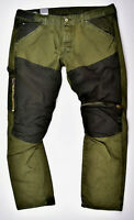 G-STAR RAW Elwood 5620 Workwear 3D Zip Straight CB W33 L34 Outdoor Jeans