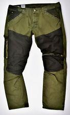 G-Star Raw Elwood 5620 Workwear 3D Zip Droit CB W32 L30 Outdoor Jeans