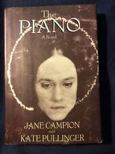 """Jane Campion & K. Pullinger THE PIANO (1994 HC) 1st Edition / 2nd Or""""Like New"""""""