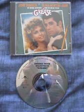 GREASE - SOUNDTRACK. (CD 1978). 24 Tracks. EAN: 042281799822.