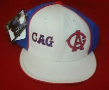 Chicago American Giants Negro League Fitted Baseball Cap - Size 8 Hat - NEW