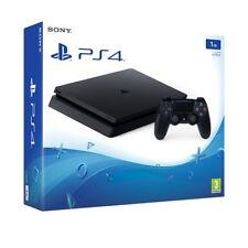PS4 Slim Console 1TB Black