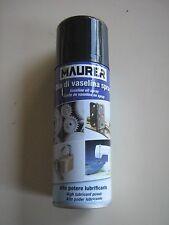 Olio di vasellina spray 200 ml Maurer alto potere lubrificante