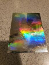 1993 Jurrasic Park Hologram Card