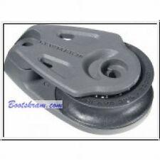 Lewmar Synchro Fußblock einscheibig 30 mm 8mm Seil 29901380 SWL 200 Controlblock