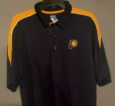 Indiana Pacers Dry fit XL Golf Polo Shirt NBA