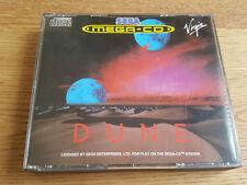 DUNE - Sega Mega CD inkl. OVP und Anleitung PAL