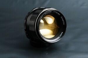 Pentax Super Takumar 85mm f1.9