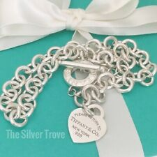 cdc40812e Tiffany & Co. Love & Hearts Chain Fine Necklaces & Pendants without ...