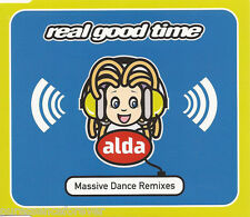 ALDA - Real Good Time (UK 4 Track CD Single Part 2)